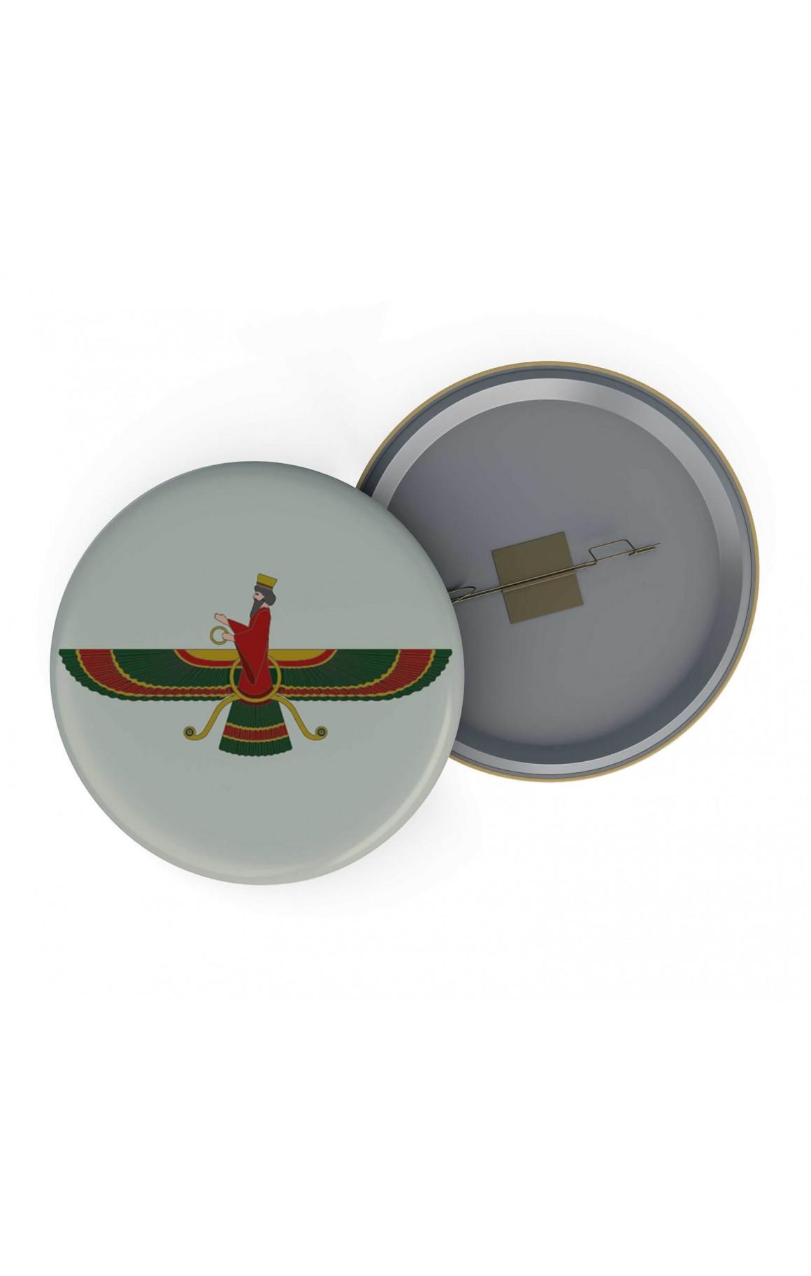 Rozet - Ahura Mazda