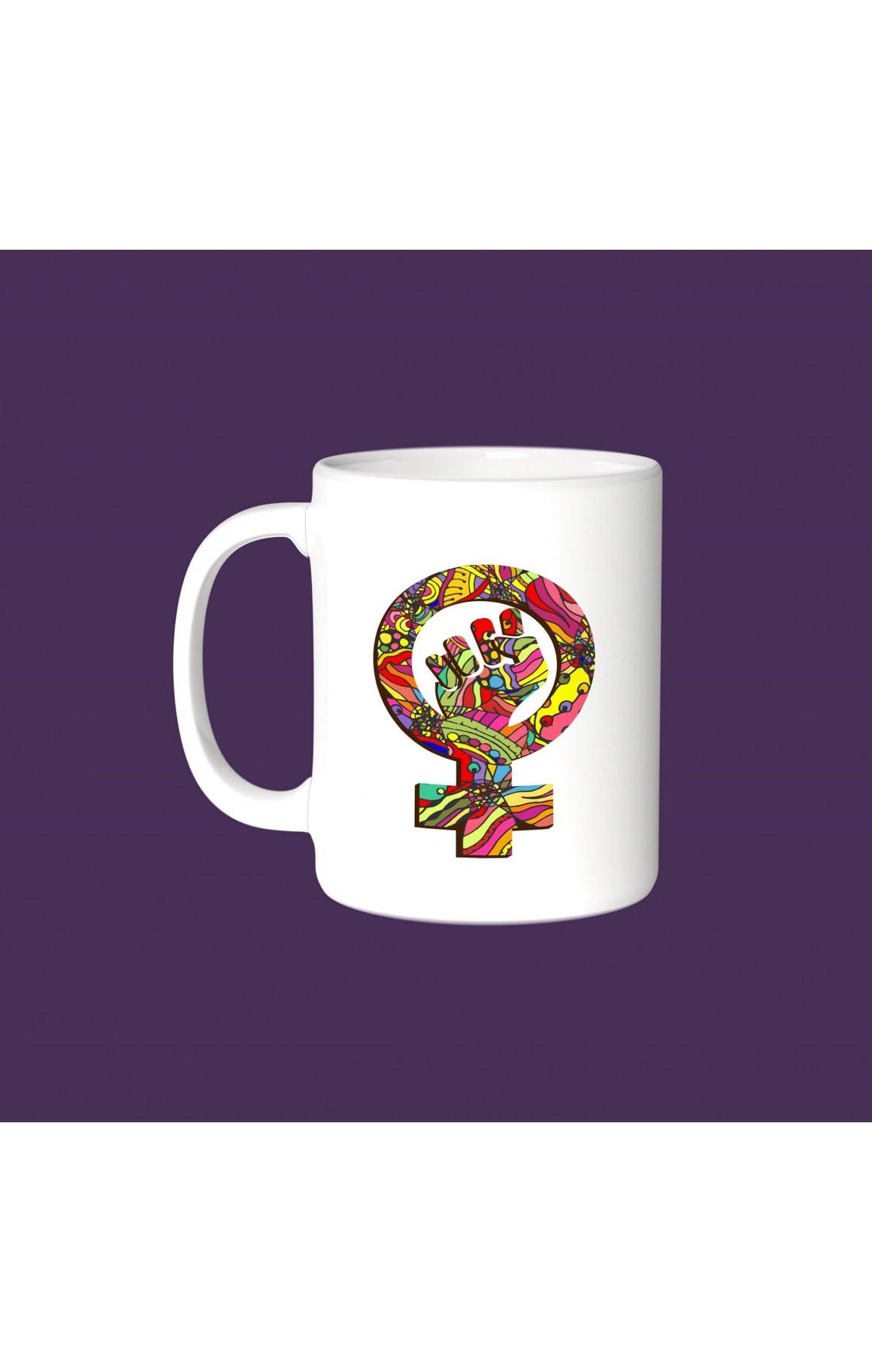 Porselen Kupa - Sembola jinan