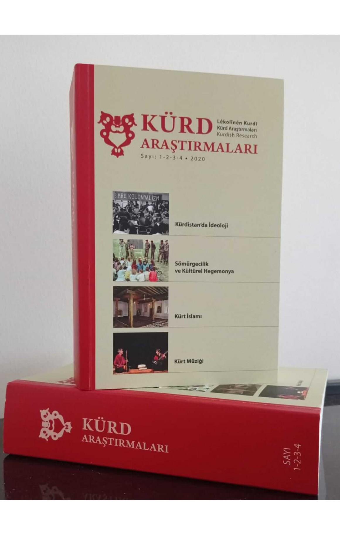 Kürd Araştırmaları Sayı 1-2-3-4
