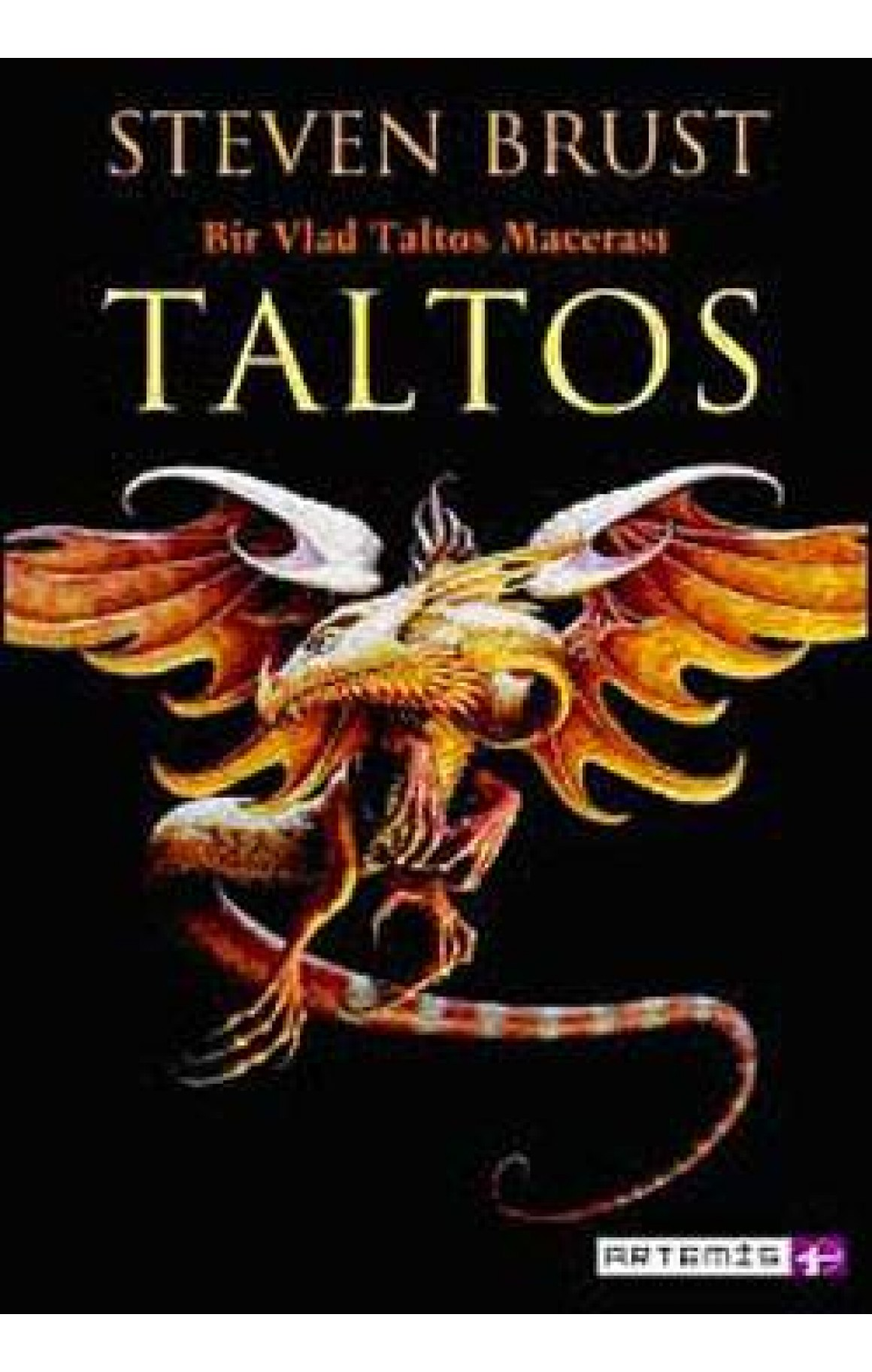 Taltos - Bir Vlad Taltos Macerası