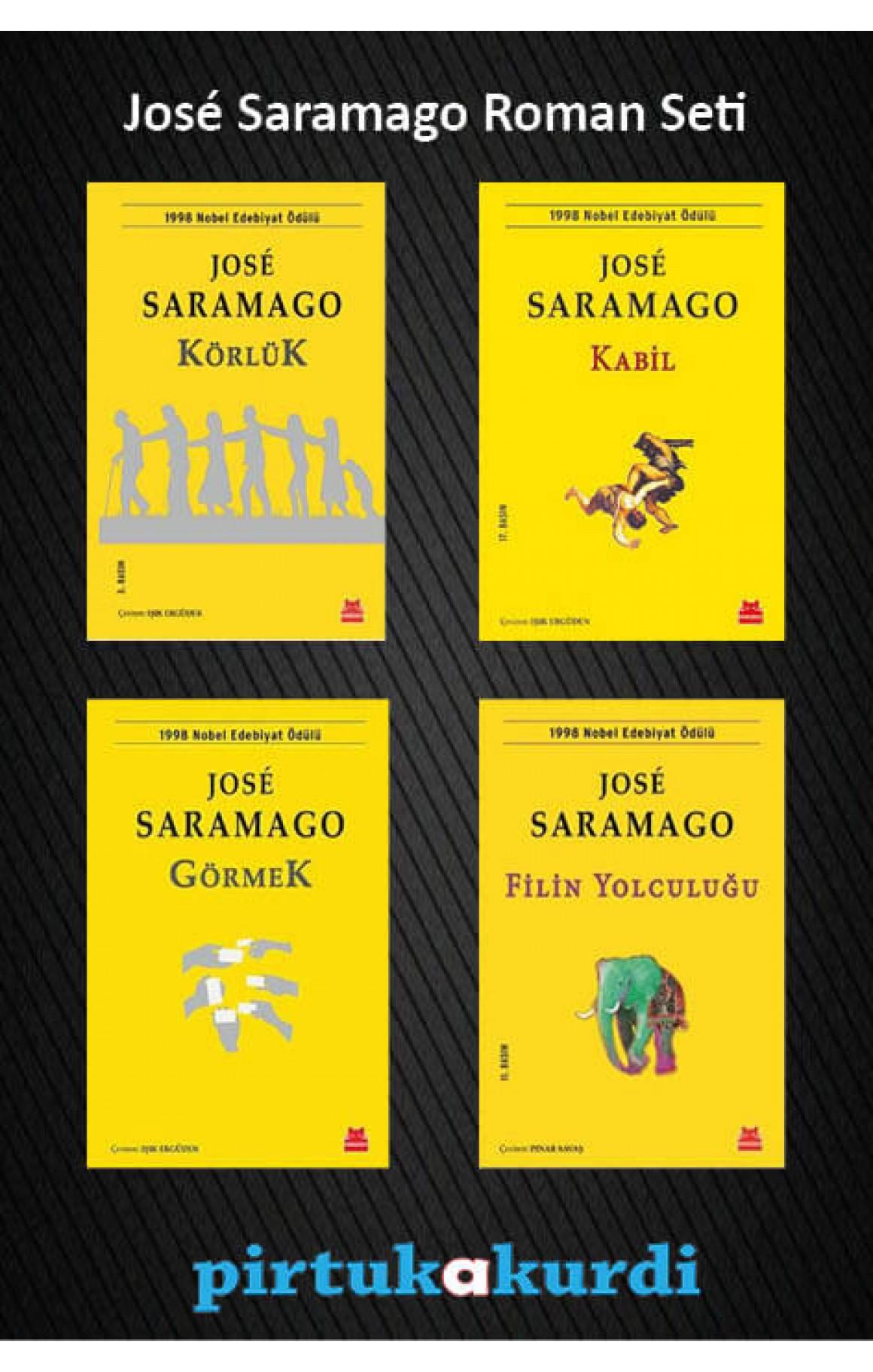 José Saramago Roman Seti