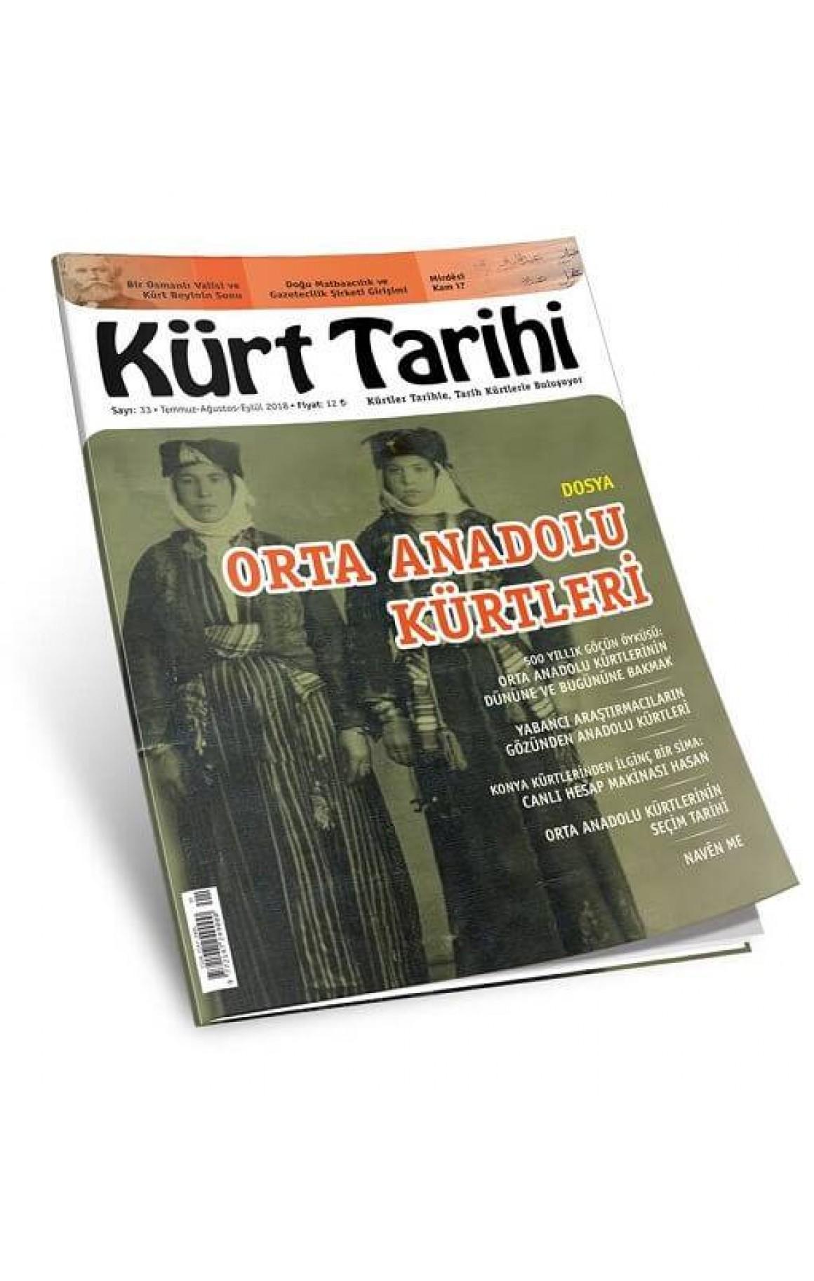 Kürt Tarihi Dergisi 33