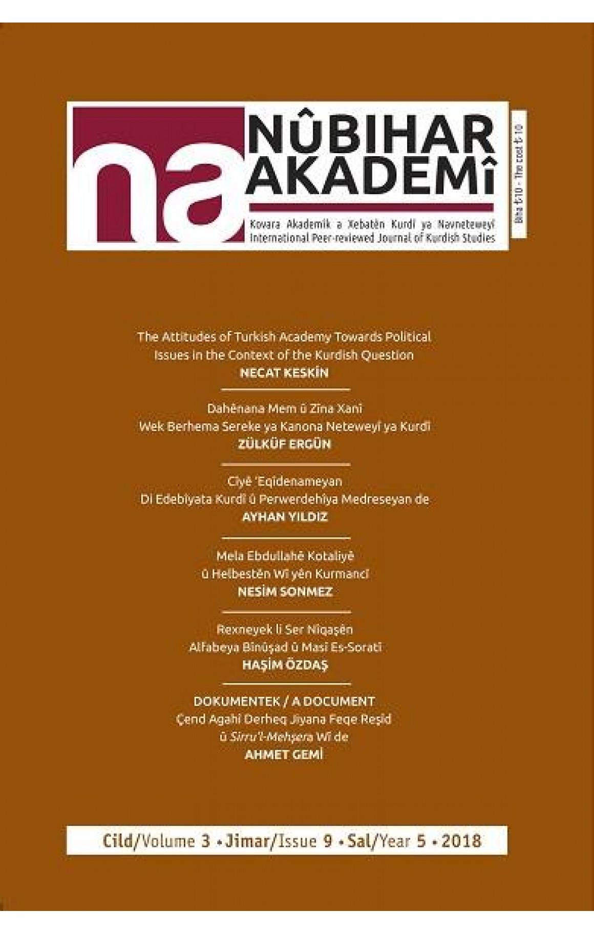 Nûbihar Akademi 9