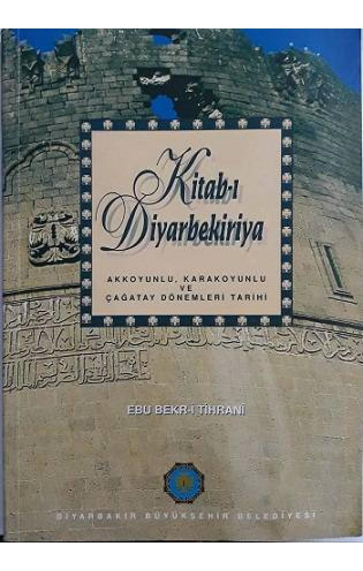 Kitab-ı Diyarbekiriya