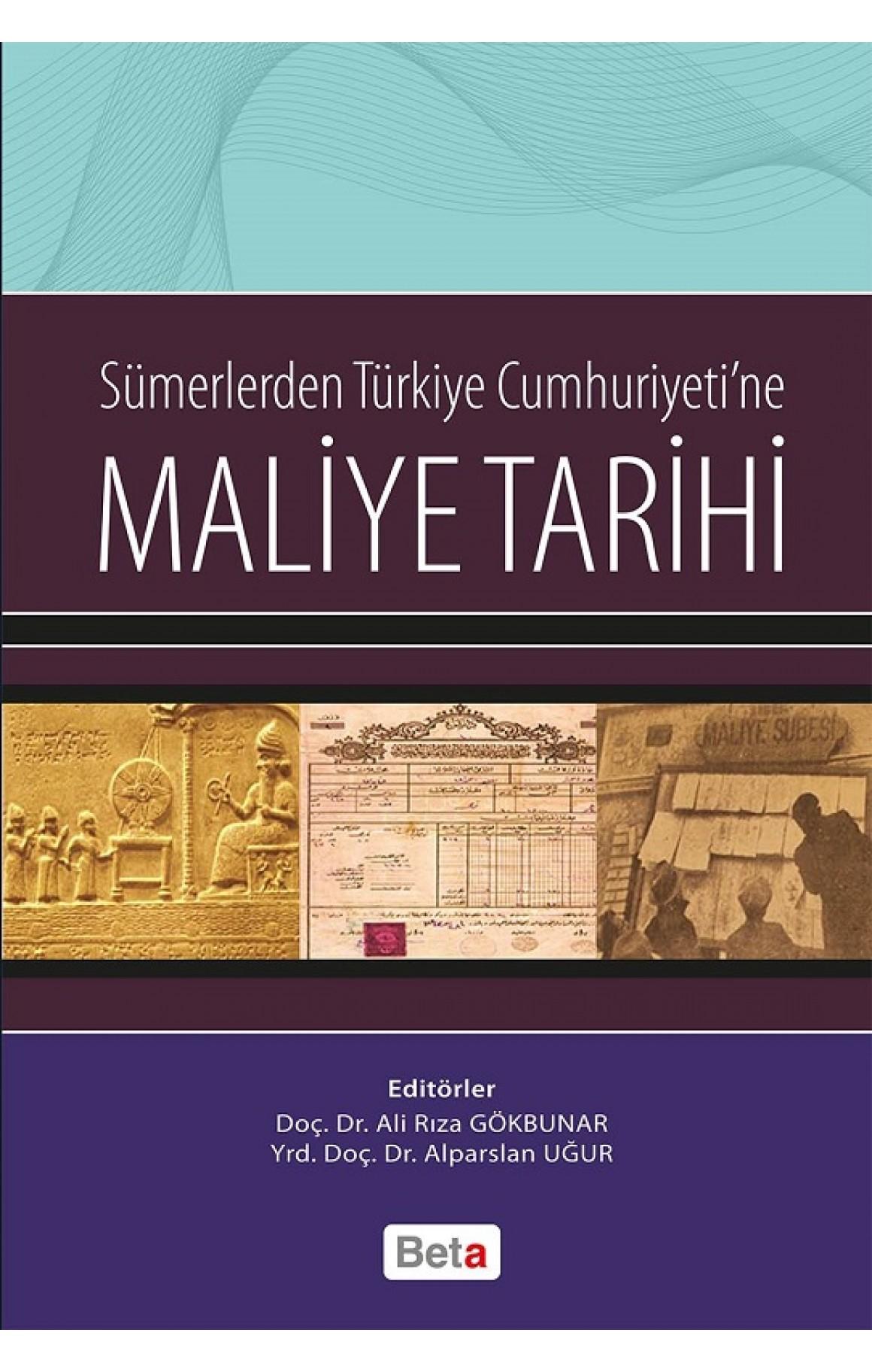 Sümerlerden Türkiye Cumhuriyetine Maliye Tarihi