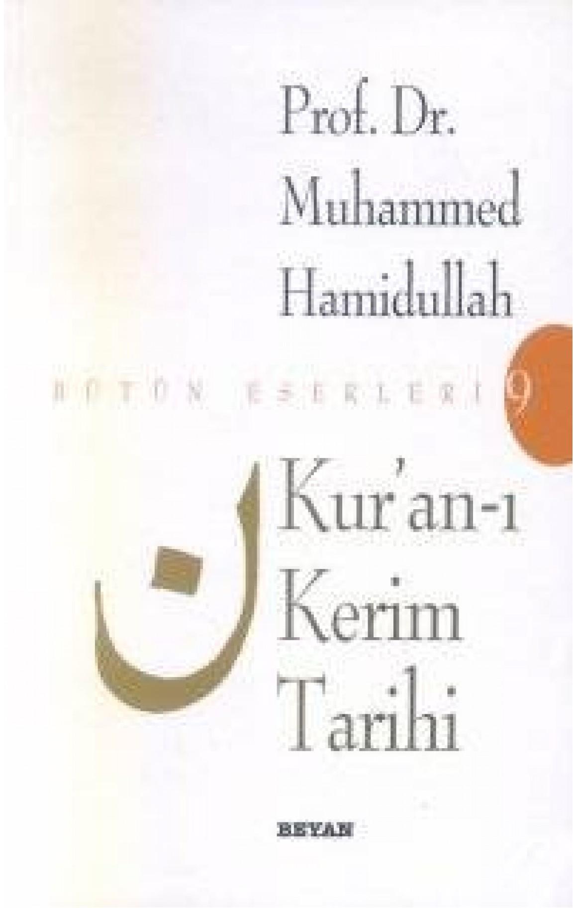 Kur'an-ı Kerim Tarihi Bütün Eserleri 9