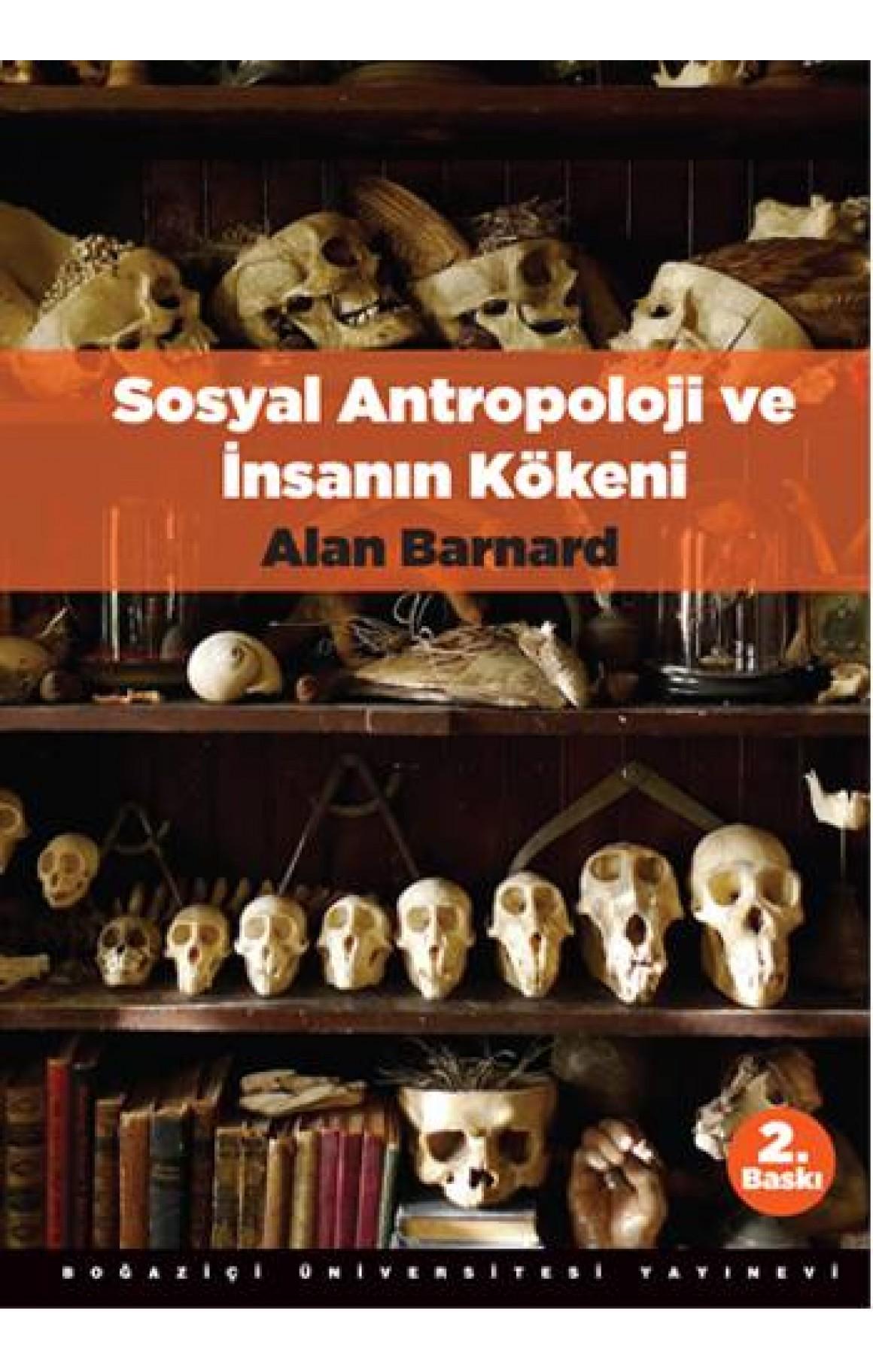 Sosyal Antropoloji ve İnsanin Kökeni