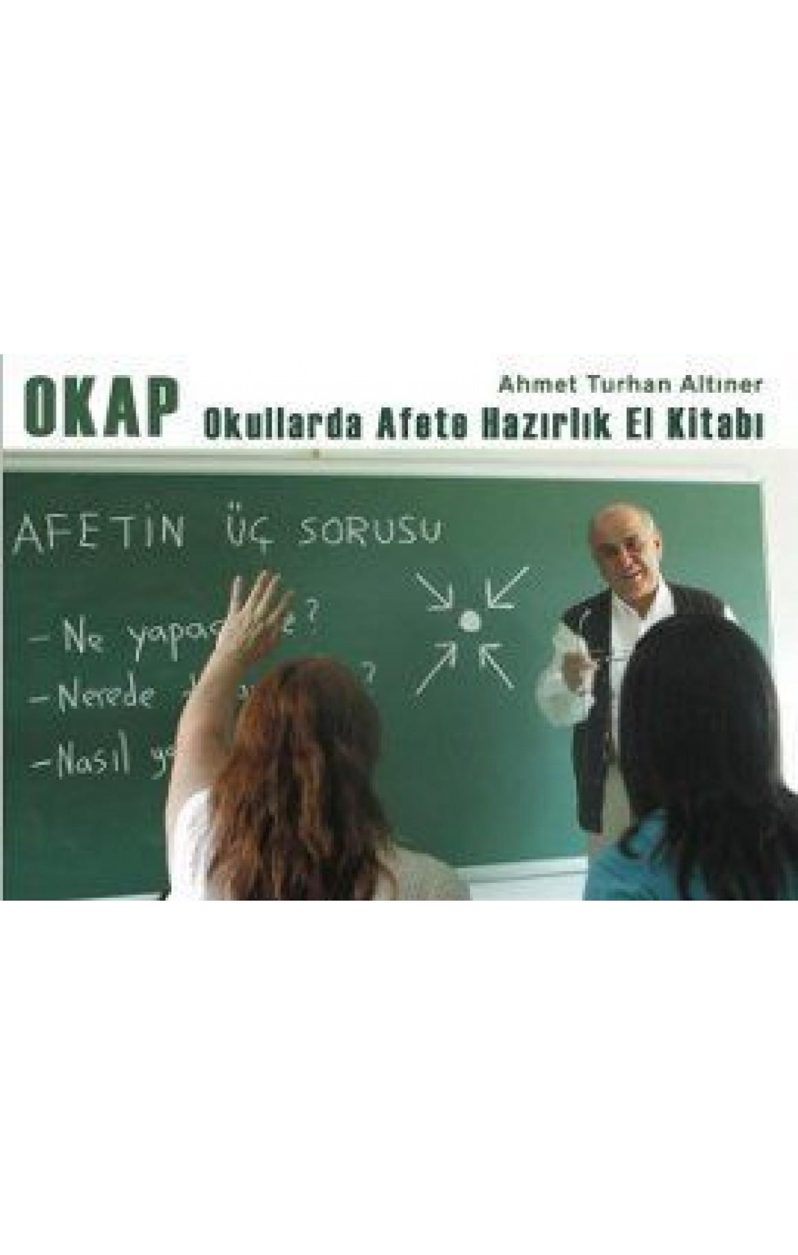 OKAP Okullarda Afete Hazırlık El Kitabı