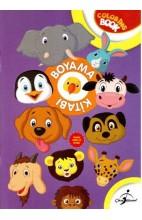 Boyama Kitabı Hayvanlar - Aktiviteli Boyama Serisi