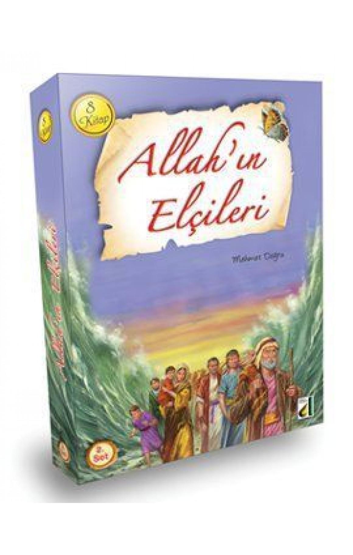 Allahın Elçileri - 2 (8 Kitap Takım)
