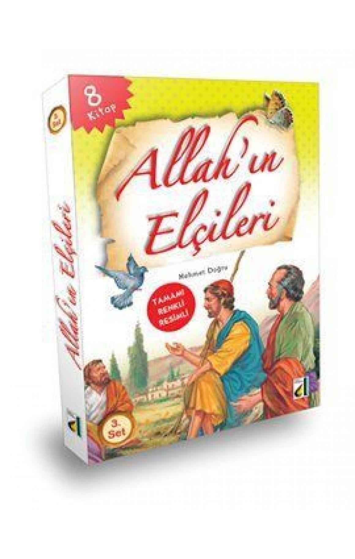 Allahın Elçileri - 3 (8 Kitap Takım)