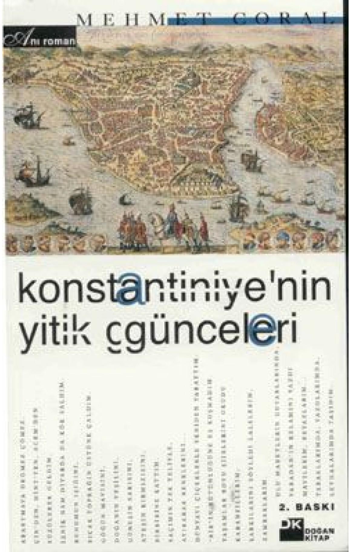 Konstantiniyenin Yitik Günceleri