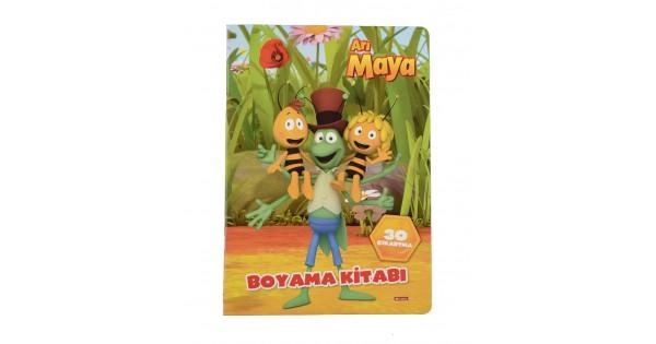 Ari Maya Boyama Kitabi