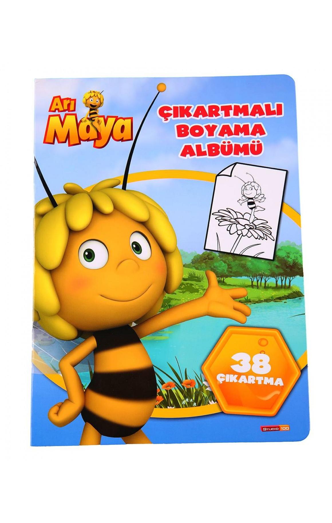 Ari Maya Cikartmali Boyama Albumu
