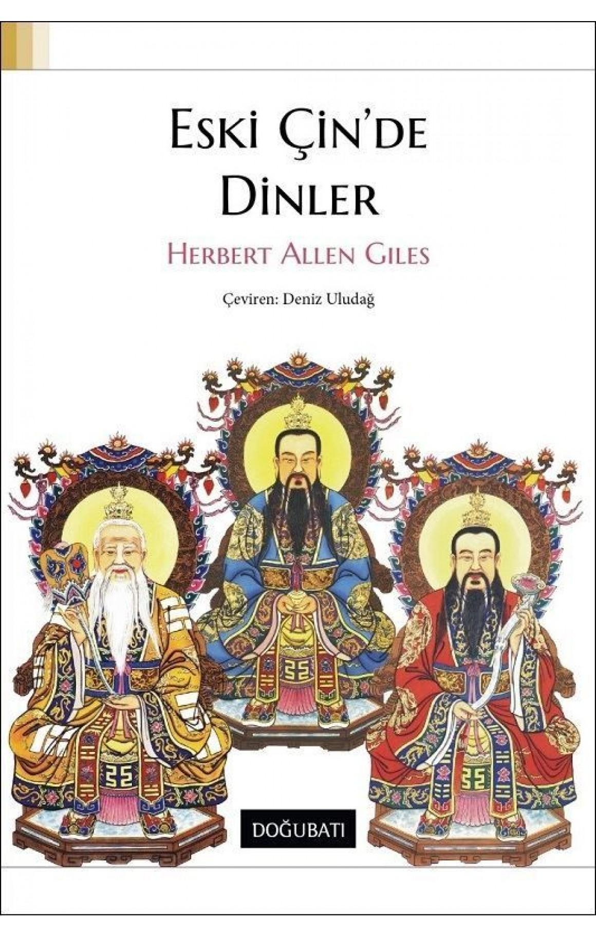 Eski Çinde Dinler