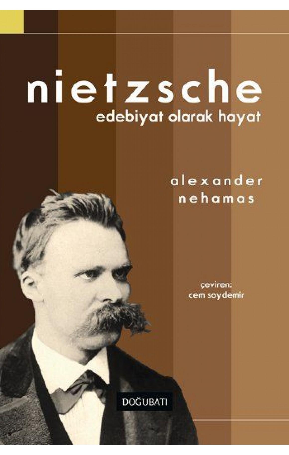 Nietzsche Edebiyat Olarak Hayat