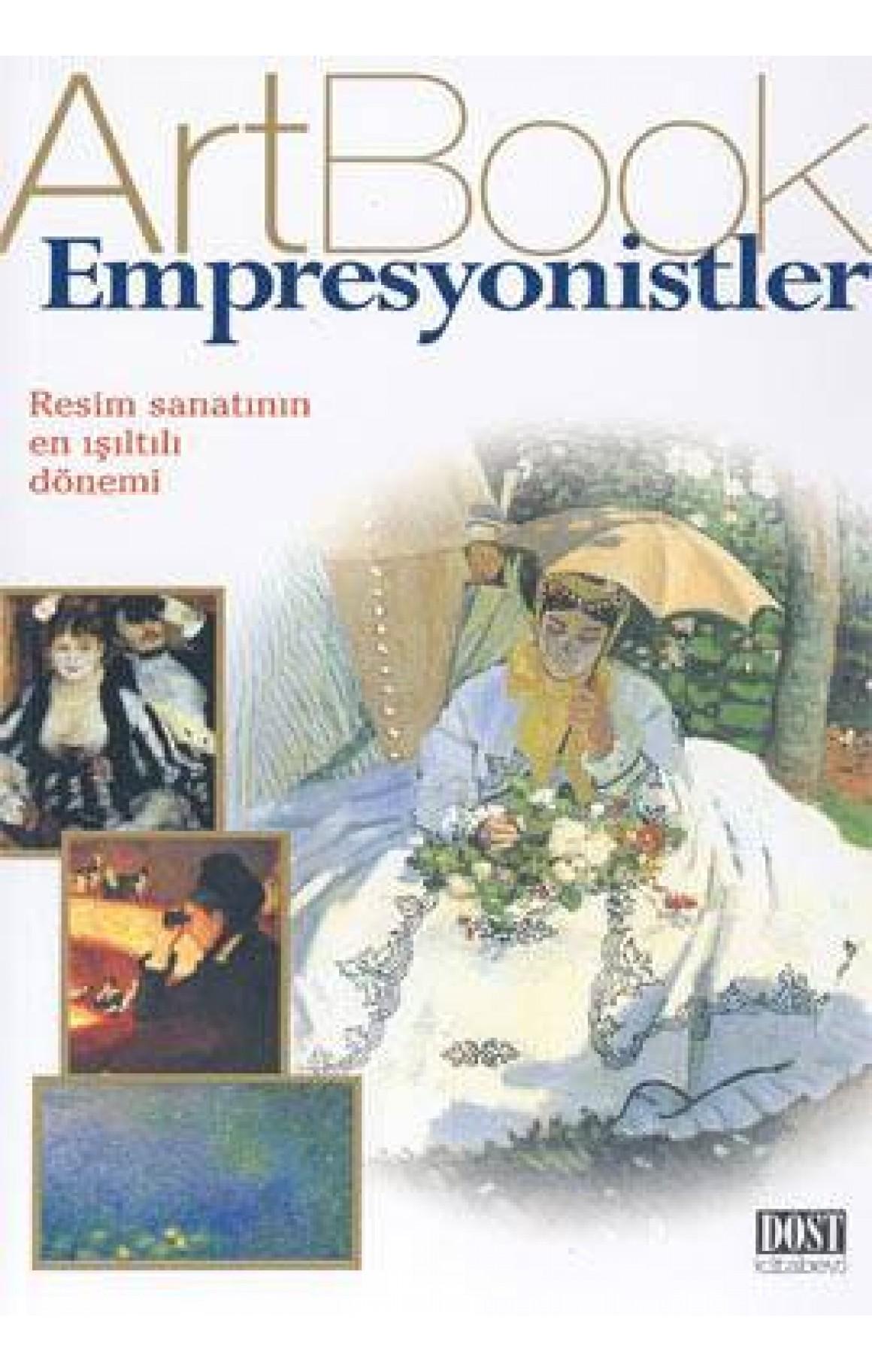 Art Book-Empresyonistler