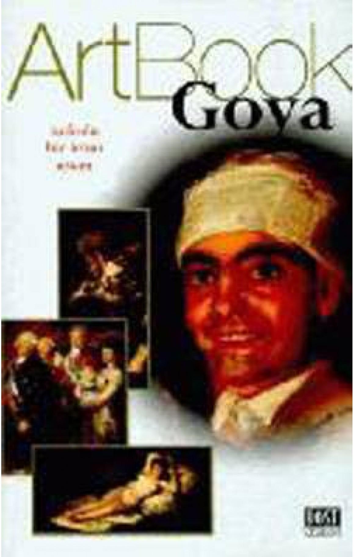 Art Book-Goya Tutkulu Bir İroni Ustası