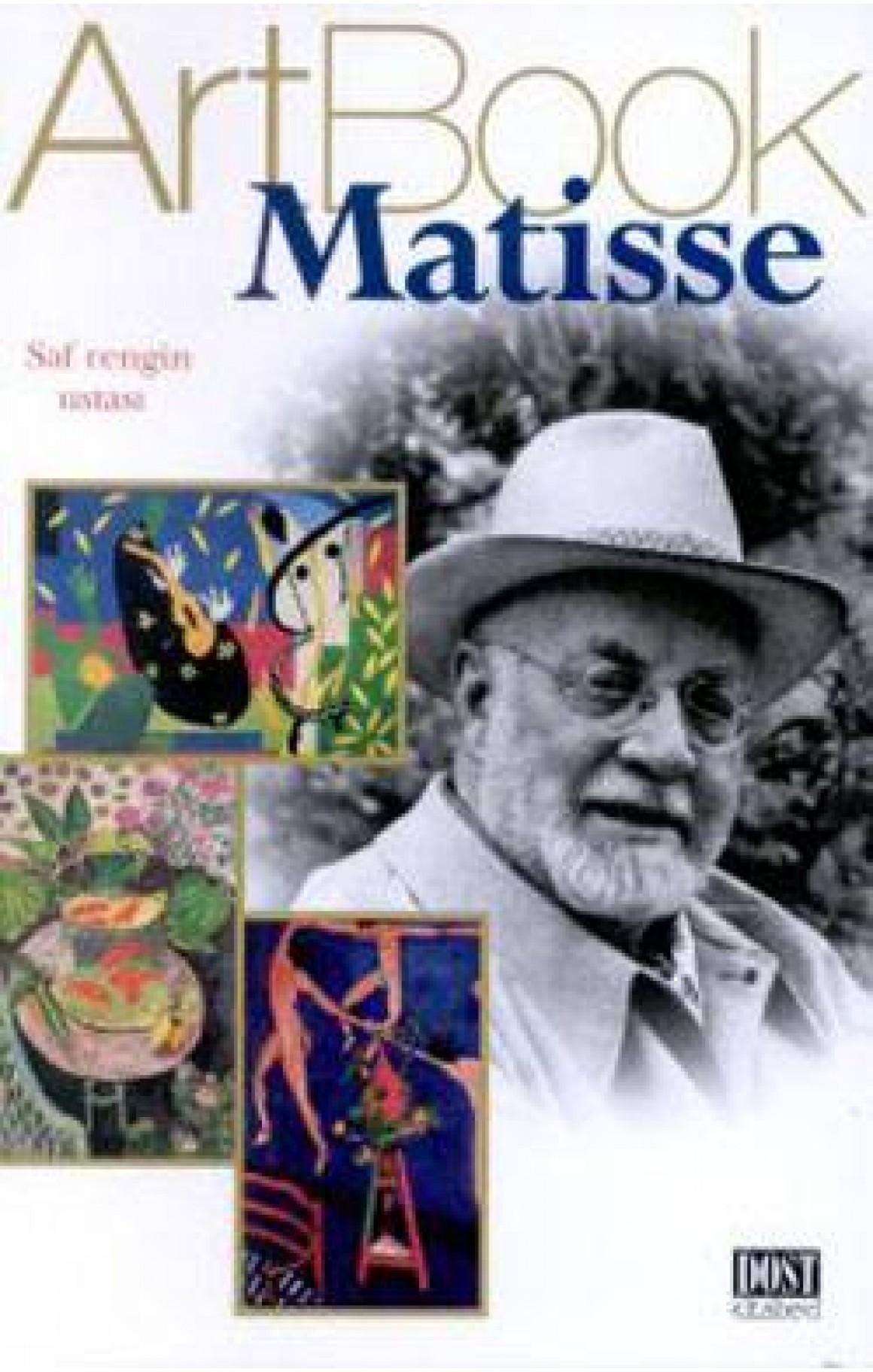 Art Book-Matisse Saf Rengin Ustası