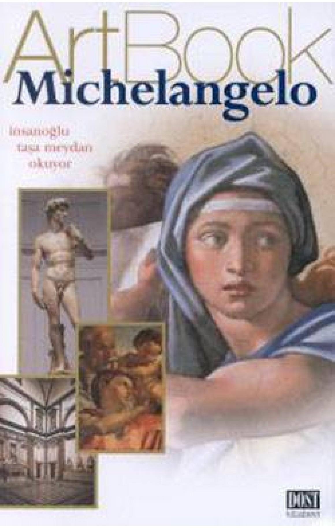 Art Book-Michelangelo