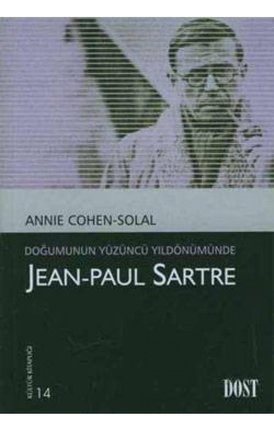 Jean Paul Sarte-Kültür Kitaplığı 14