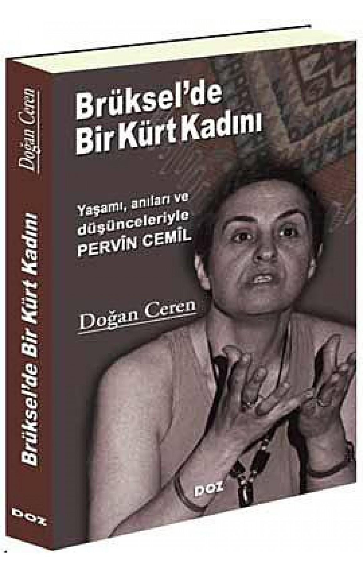 Brükselde Bir Kürt Kadını