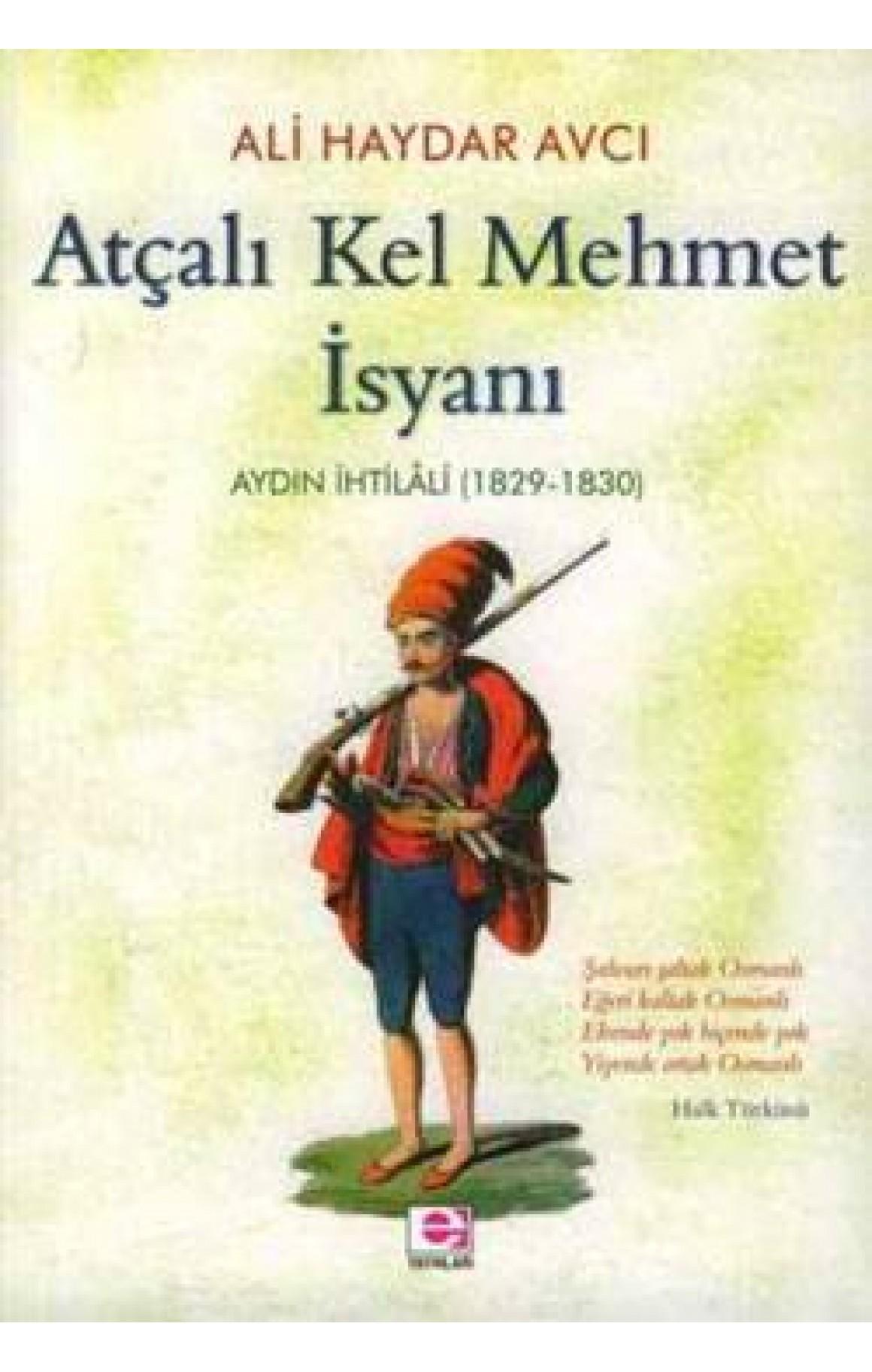 Atçalı Kel Mehmet İsyanı