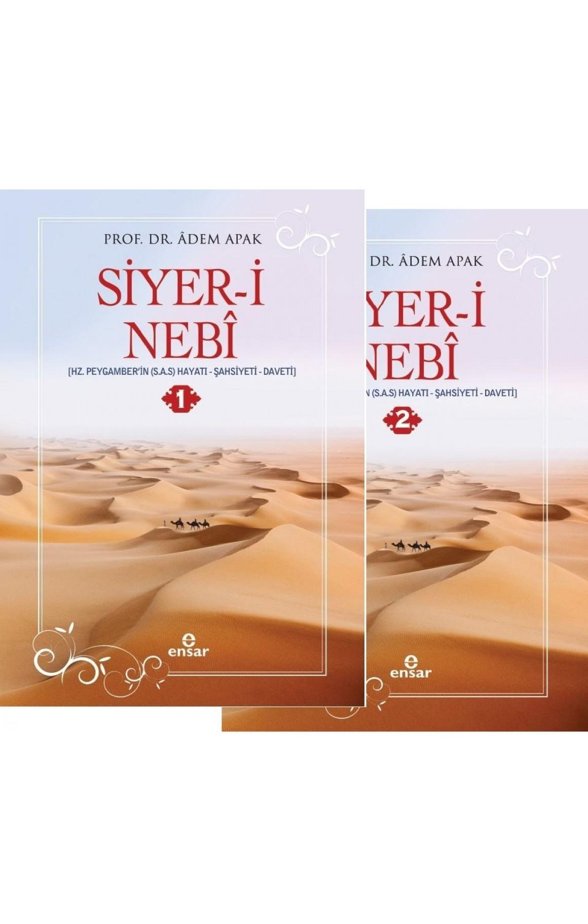 Siyer-i Nebi -2 Kitap Takım