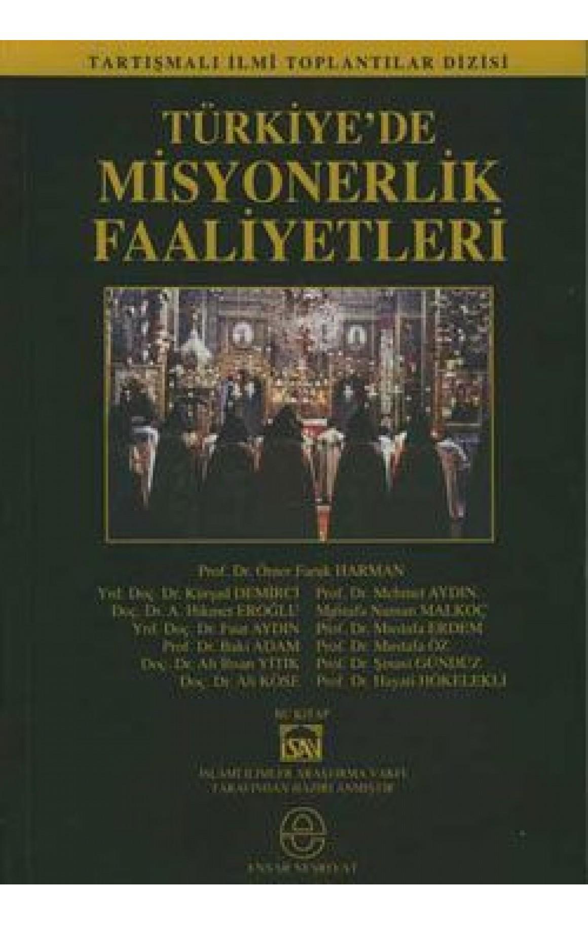 Türkiyede Misyonerlik Faaliyetleri