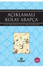 Açiklamali Kolay Arapça