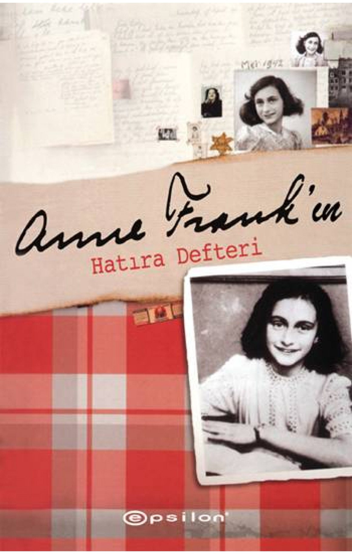 Anne Frankın Hatıra Defteri