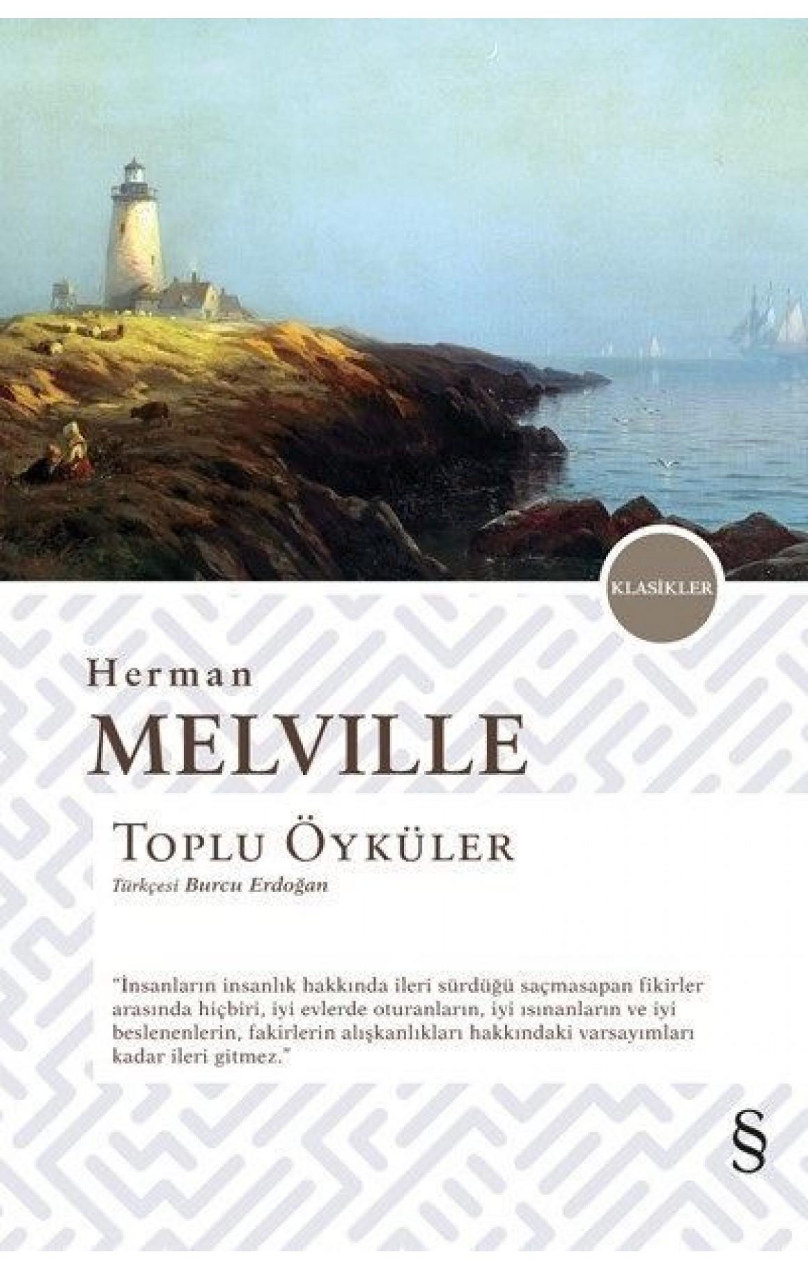 Herman Melville Toplu Öyküler