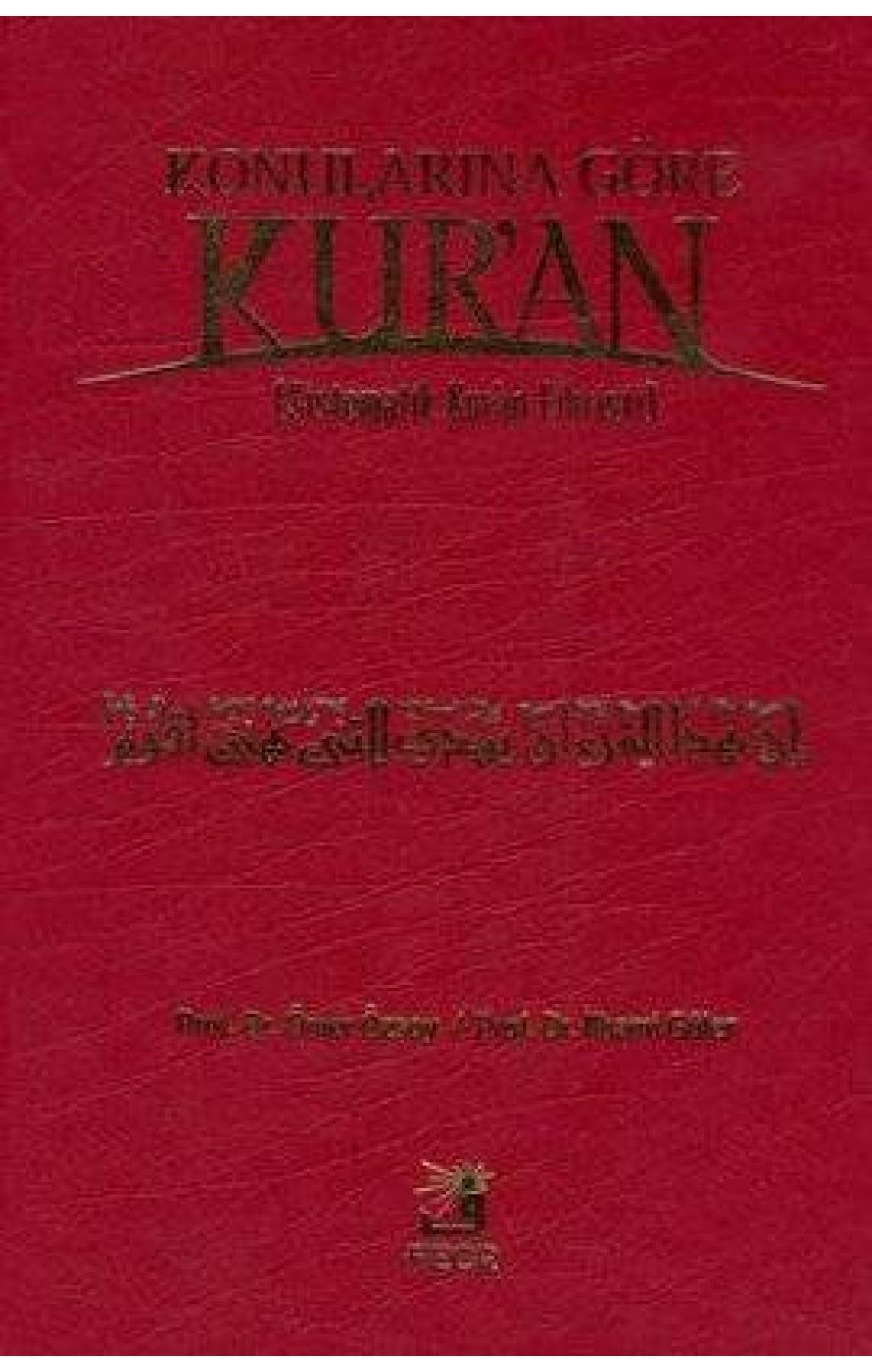 Konularına Göre Kur'an (Sistematik Kur'an Fihristi)