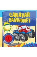 Canavar Kamyonet - Ciltli Kitap