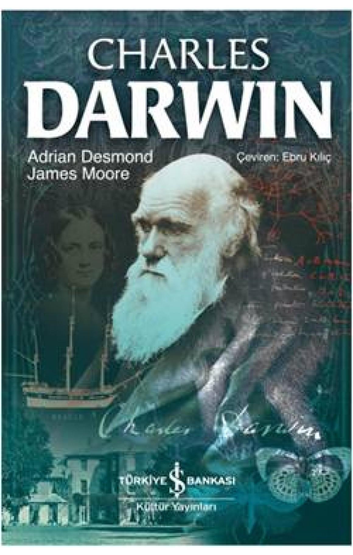 Charles Darwin - Ciltli Kitap