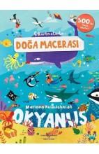 Çıkartmalarla Doğa Macerası-Okyanus
