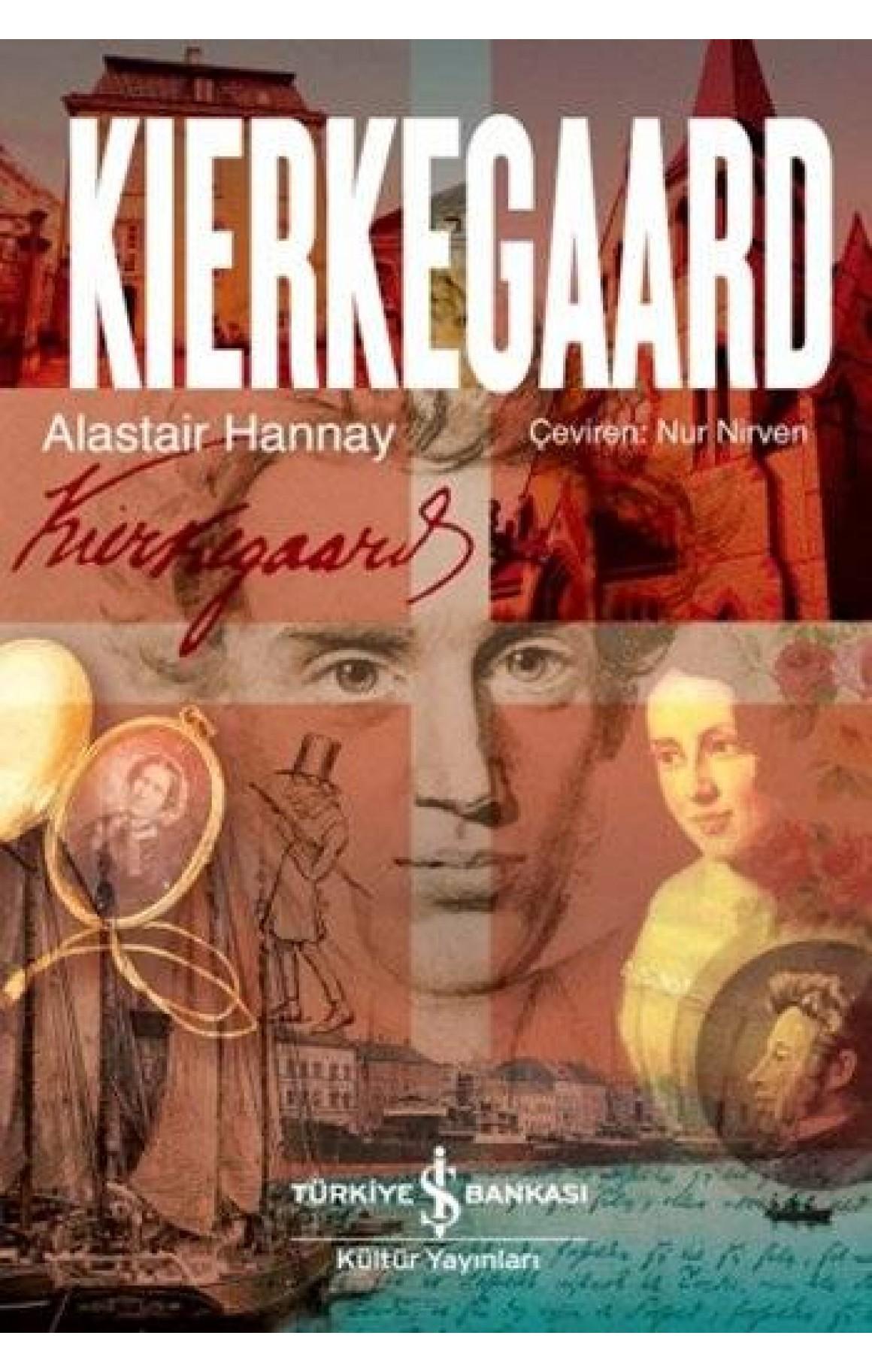 Kierkegaard - Ciltli Kitap