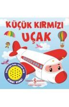 Küçük Kırmızı Uçak (Sesli - Görüntülü) - Ciltli Kitap