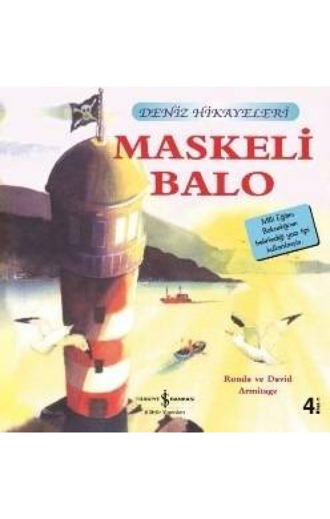 Maskeli Balo-Deniz Hikayeleri-İlk Okuma Kitaplarım