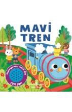 Mavi Tren - Ciltli Kitap