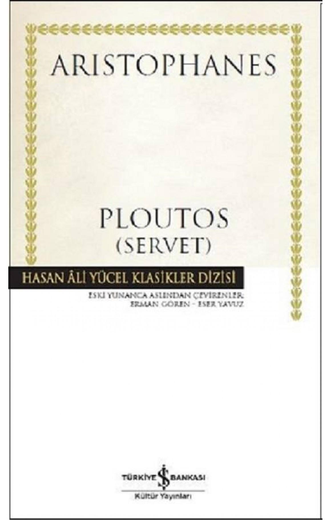 Ploutos-Servet - Ciltli Kitap