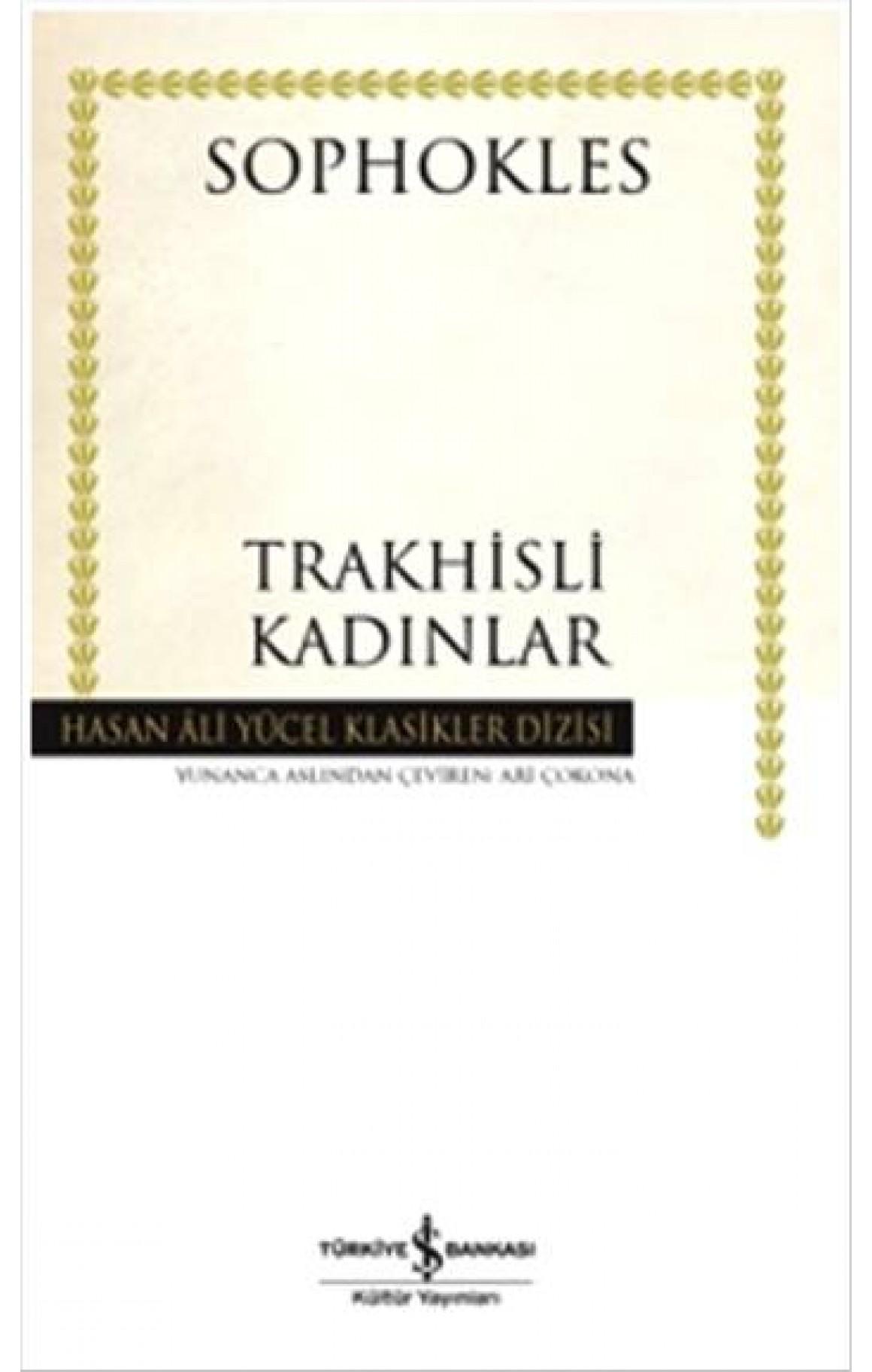 Trakhisli Kadınlar - Ciltli Kitap
