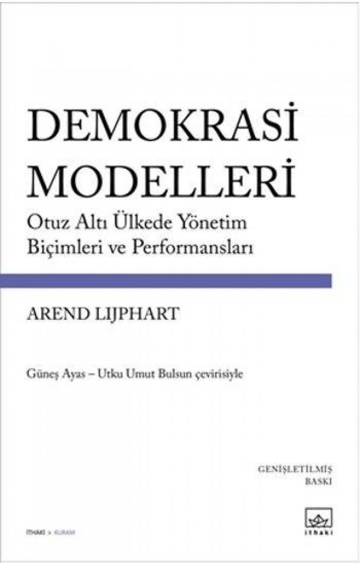 Demokrasi Modelleri