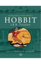 Hobbit-Açıklamalı Notlarıyla - Ciltli Kitap