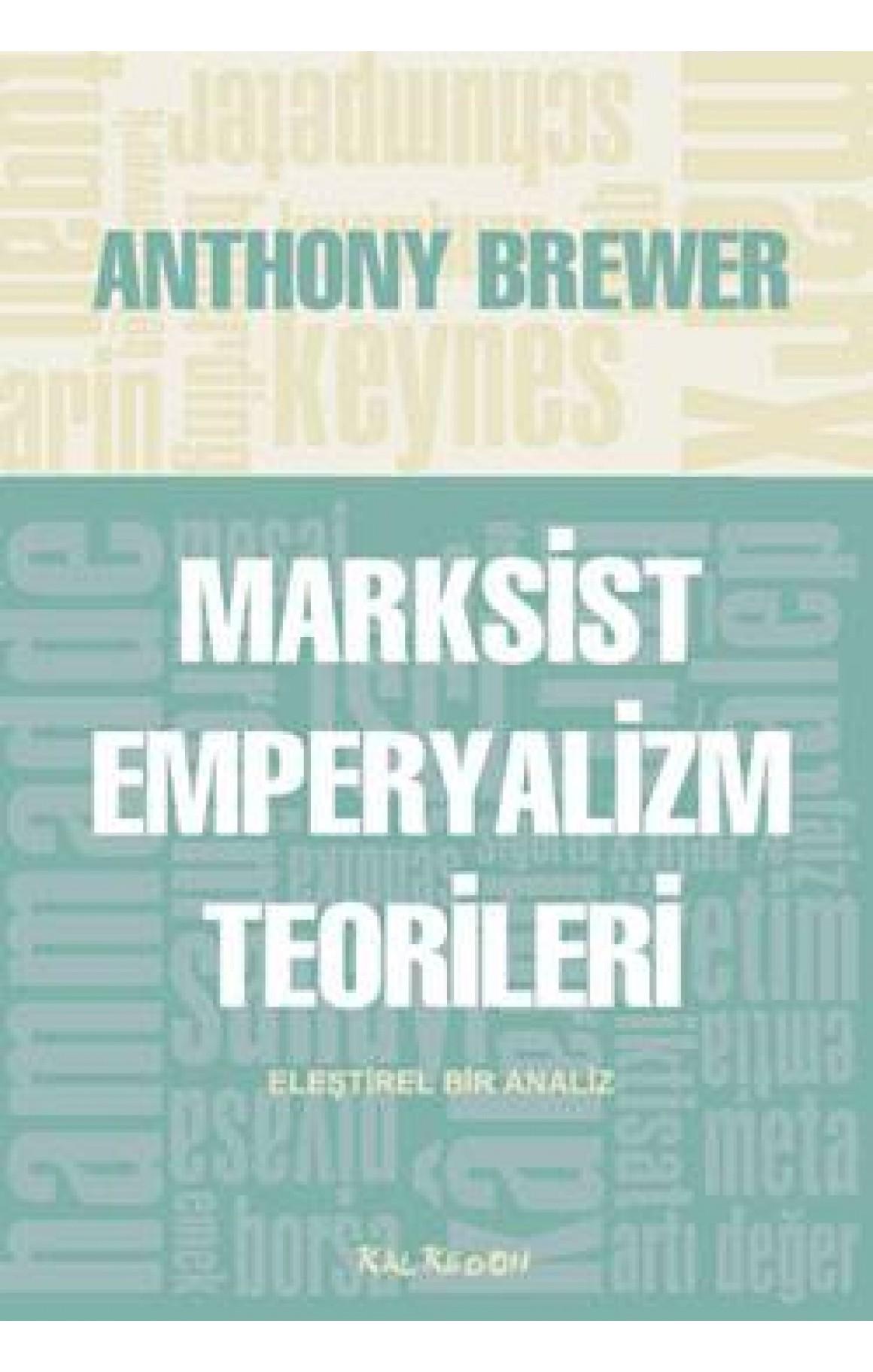 Marksist Emperyalizm Teorileri
