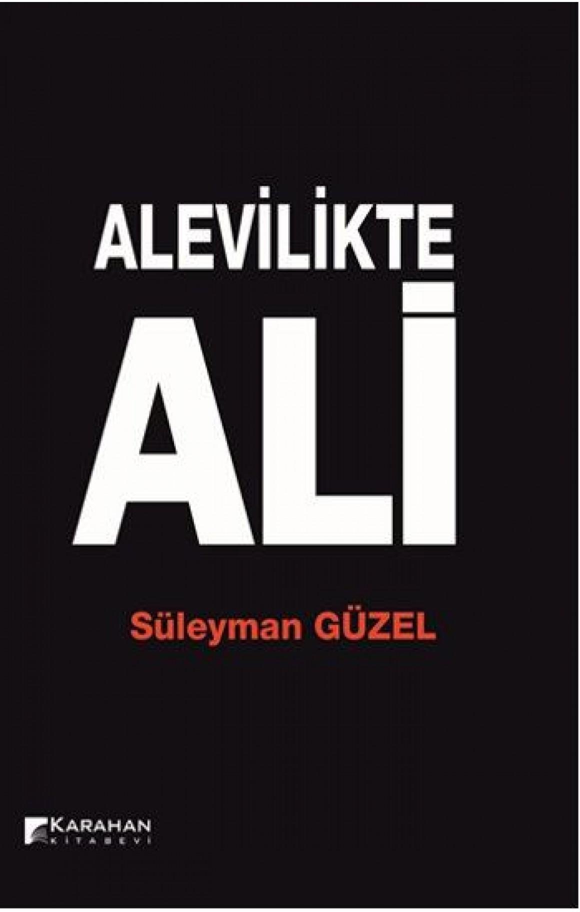 Alevilikte Ali