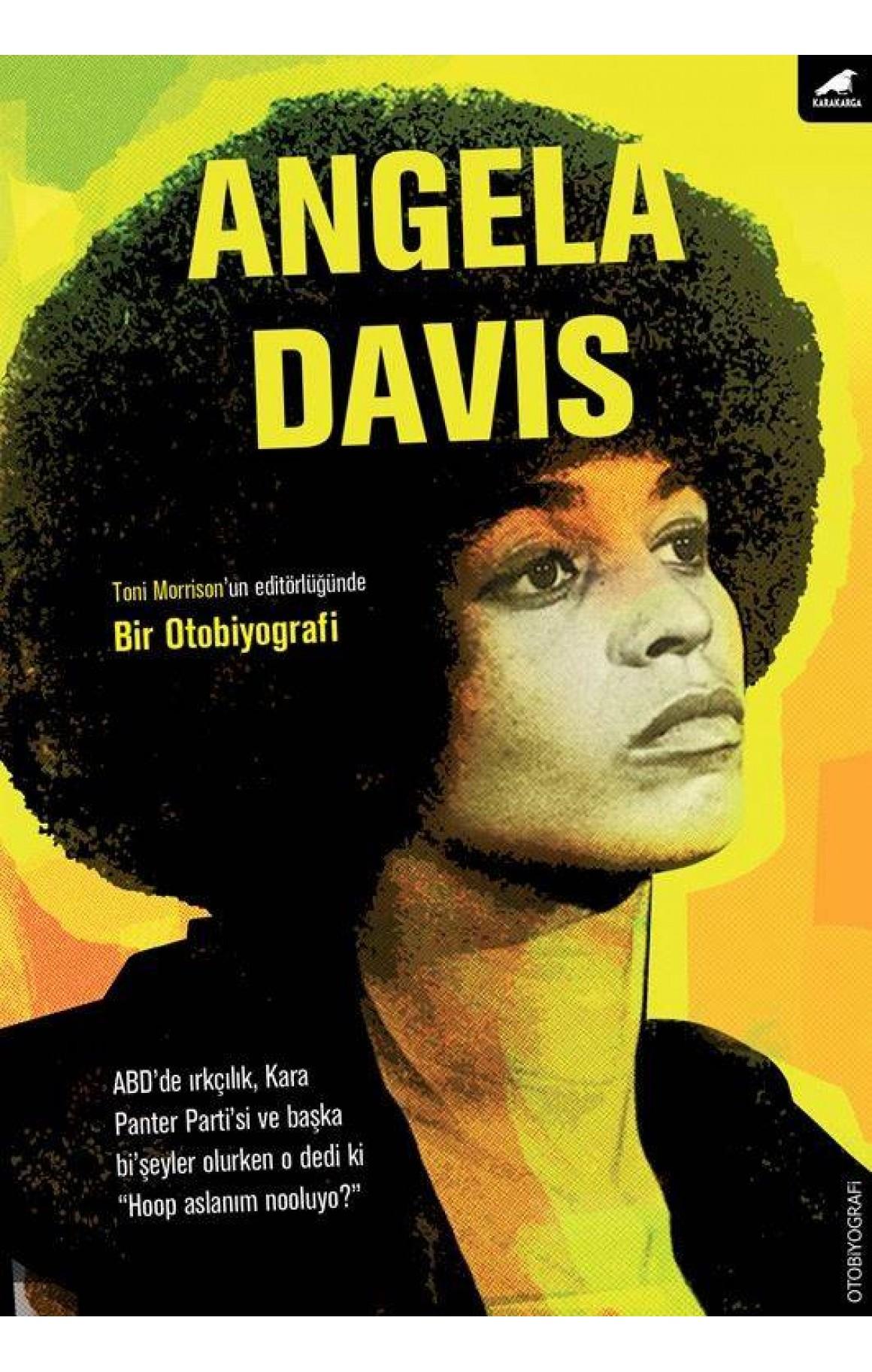 Angela Davis-Bir Otobiyografi