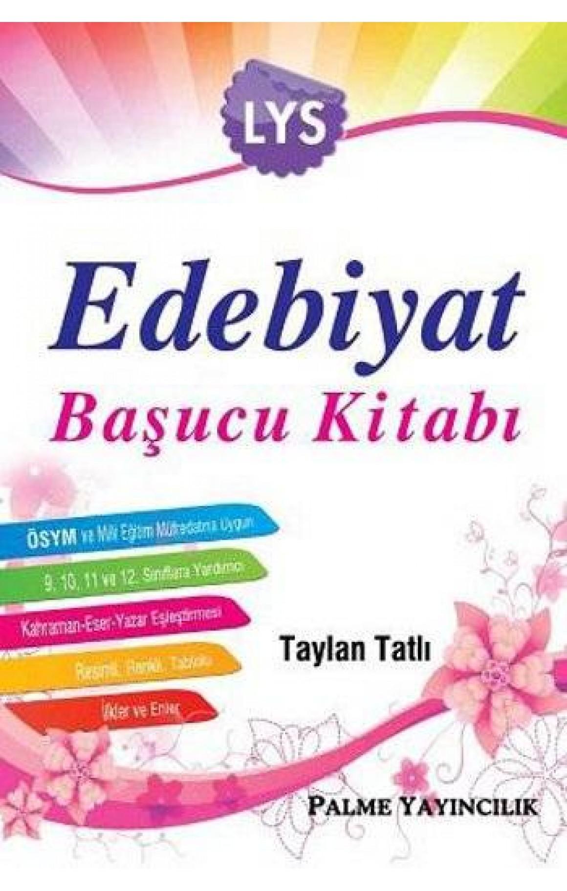 LYS Edebiyat Başucu Kitabı
