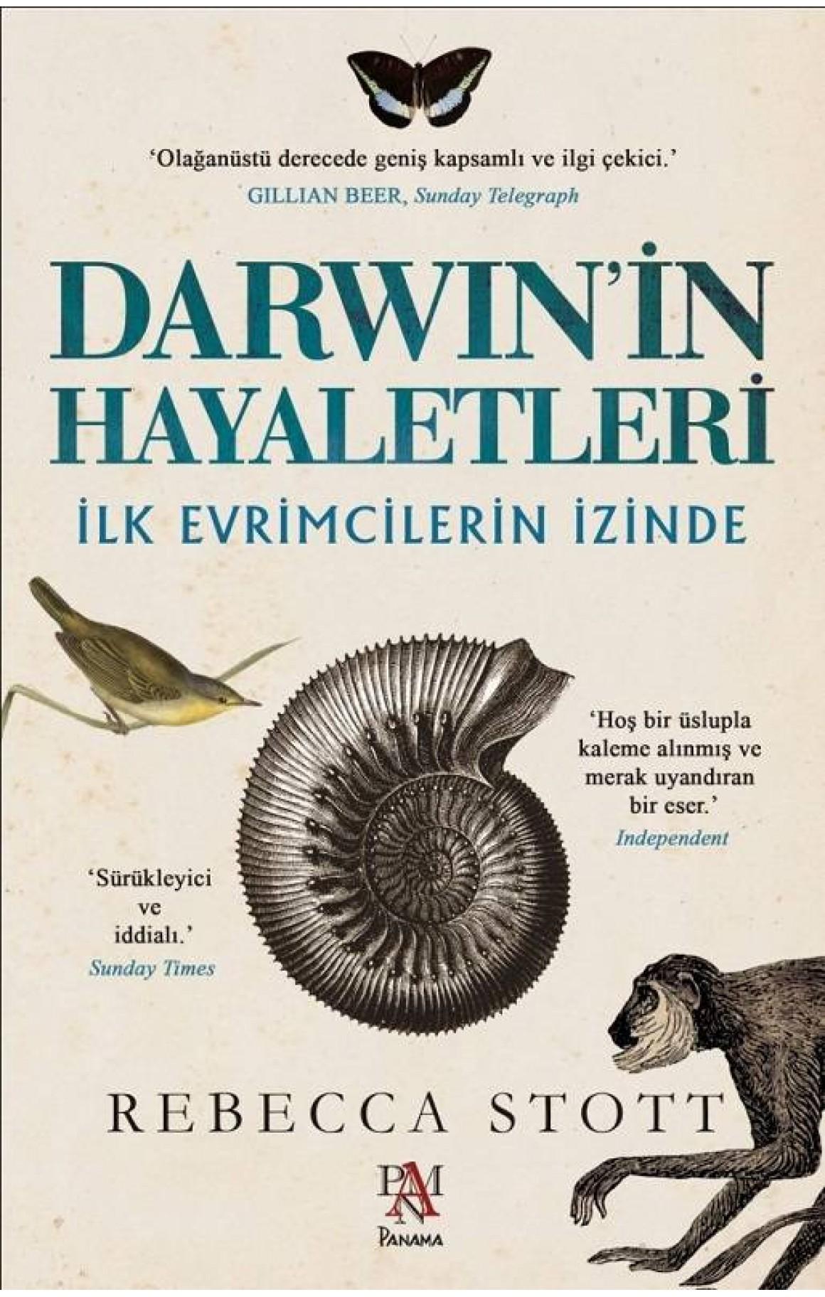 Darwin'in Hayaletleri-İlk Evrimcilerin İzinde