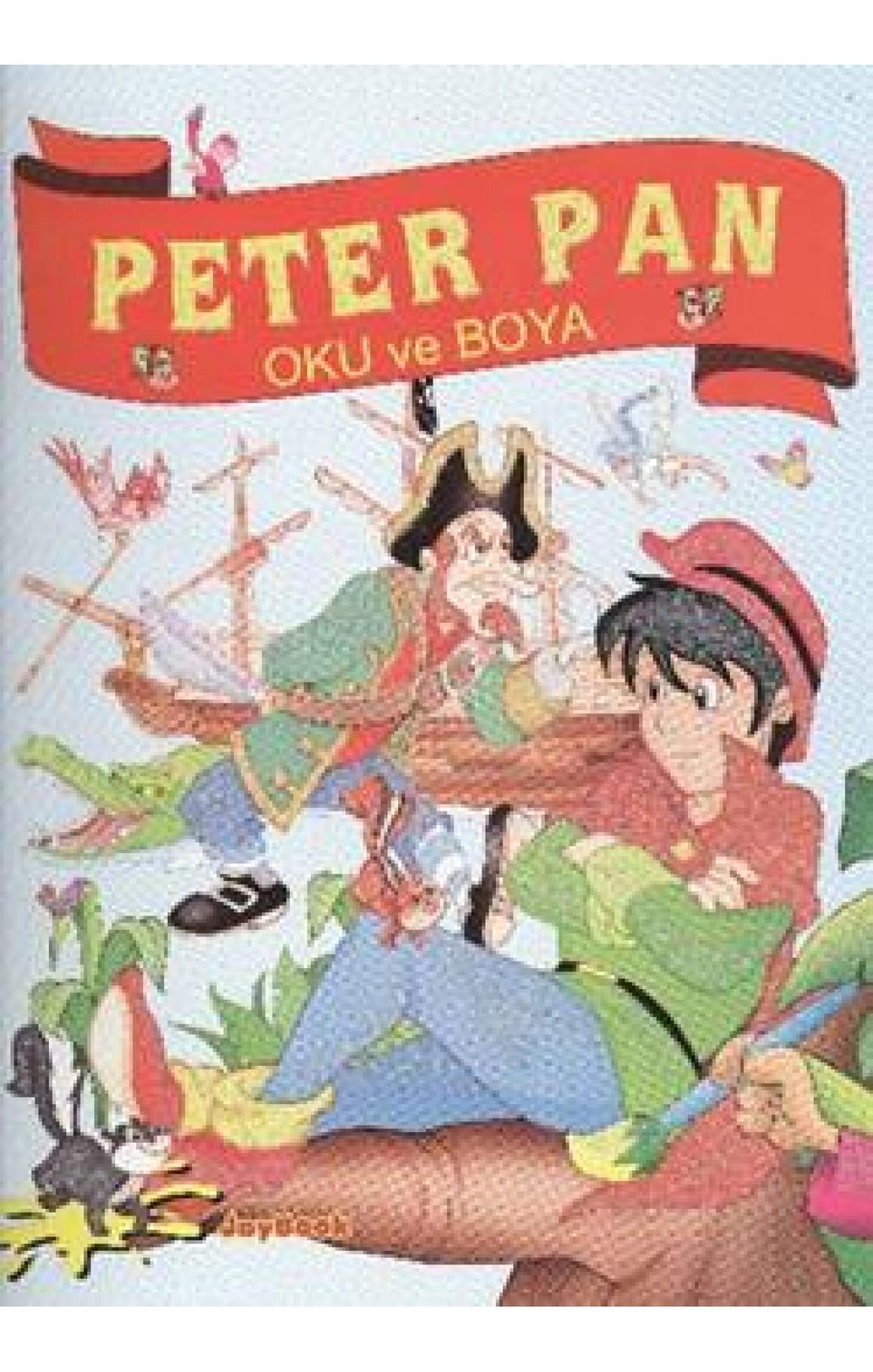 Oku ve Boya Peter Pan